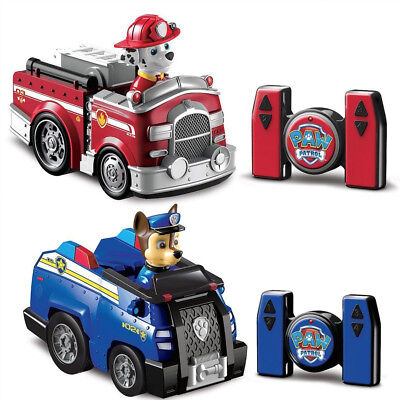 Paw Patrol Remote Radio Control Marshall Rescue Racer Car Vehicle