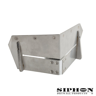 "Siphon drywall product 4"" Planate/ Corner finish glazer,"