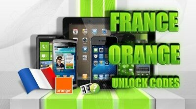 Orange France Generic Unlock Codes