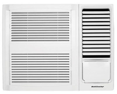 New Kelvinator - 1.6kW Window/Wall Cooling Only AC - KWH15CME from Bing Lee