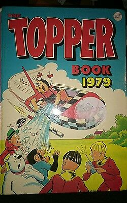The Topper Book Annual 1979 Hardback