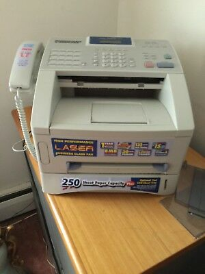 Brother Intellifax-4100e Business-Class Laser Fax Machine FAX4100E