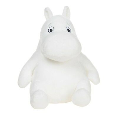 Moomin Sitting 8 inch Soft Toy Childrens Book Character