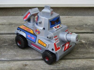 Vintage Space Tank UL-705B Toy *Not Working*