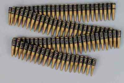 New Bullet Belt With 96 Bullets Army Soldier Costume Unisex Accessory Fancy