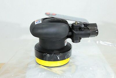 "Suntech Pneumatic Air 3"" Palm Random Orbital Buffer 3/32"" Orbit Oil Free Motor"