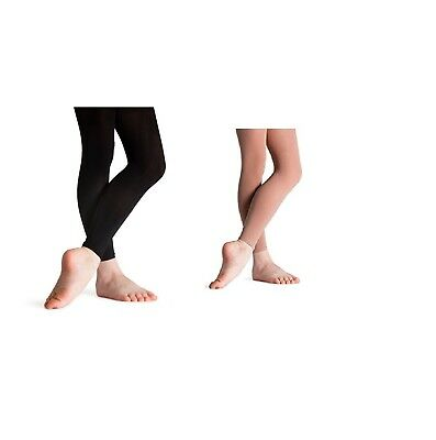 Children Girls Footless Tights For Ballet- Modern-Tap- Jazz-Gymnastic-Dance