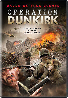 Operation Dunkirk (2017, DVD NUOVO) (REGIONE 1)