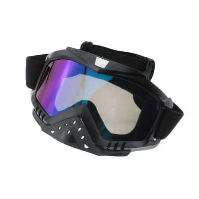 Cross Brille verspiegelt Motocross ATV Quad Bike Enduro Downhill Skifahren Ski