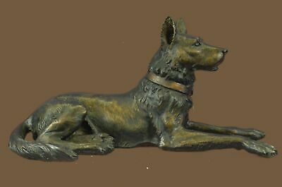 ced6676ab4f Bronze Sculpture Statue VINTAGE BY JULES MOIGNIEZ DOG BASENJI DEAL Gift  Deco BB