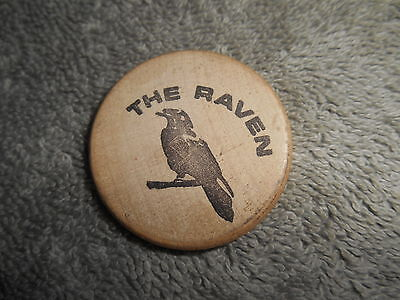 Wooden Nickle -- The Raven