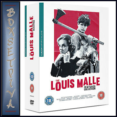 The Louis Malle Collection - The Features Collection  *Brand New Dvd Boxset***