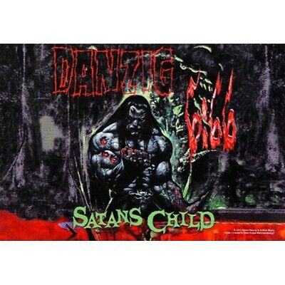 Danzig Satans child Textile Poster Flag