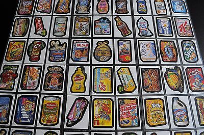 All New Wacky Packages Series 3 (2006) Complete Base Set