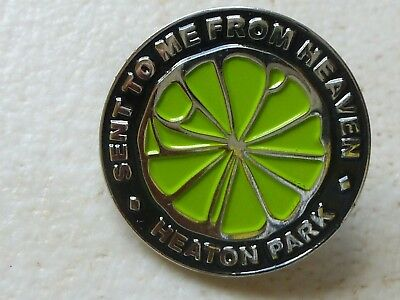 The Stone Roses - Heaton Park Manchester badge