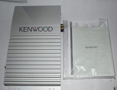 Kenwood Amplifier KAC-716 Mono Power Amplifier Vintage Rare