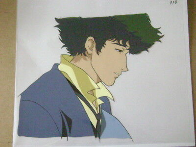 Cowboy Bebop Mushroom Samba Ep Spike Anime Production Cel