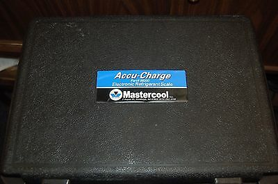 MASTERCOOL 98200-A Accu-Charge Electronic Refrigerant Scale