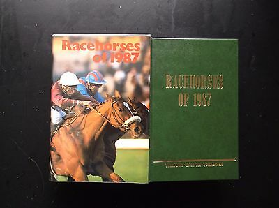 "Timeform ""racehorses Of 1987"""
