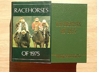 "Timeform ""racehorses Of 1975"""