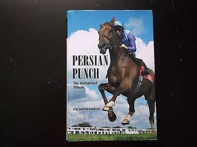 """""""persian Punch"""" The Authorised Tribute"""