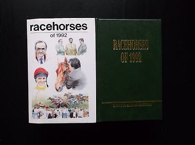 "Timeform ""racehorses Of 1992"""