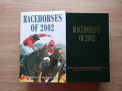 "Timeform ""racehorses Of 2002"""