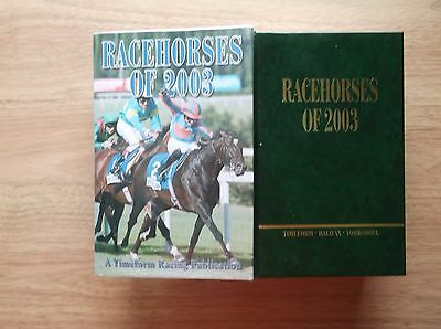 "Timeform ""racehorses Of 2003"""