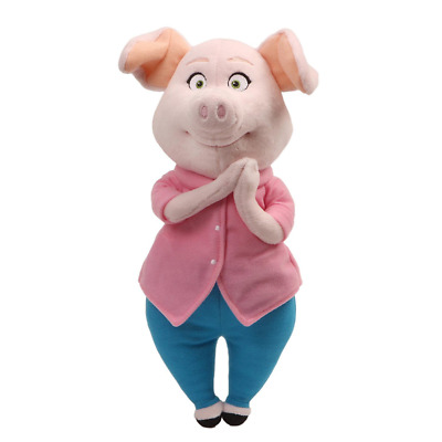 Sing Movie Rosita Pig Soft Toy Baby Toddler Kid Plush w/ FREE SHIPPING NEW