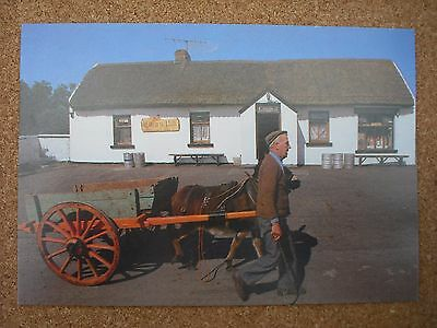 Postcard of Ellen's Pub County Sligo