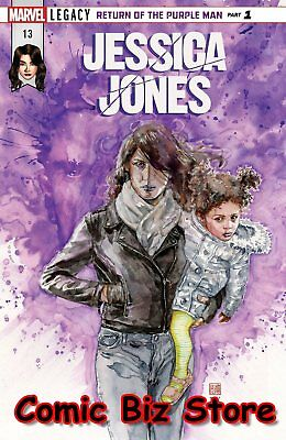 Jessica Jones #13 (2017) 1St Printing Bagged & Boarded Marvel Legacy Tie-In
