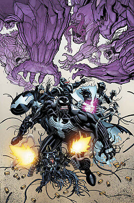 Venomverse #5 (Of 5) (2017) 1St Printing Bagged & Boarded Marvel Comics