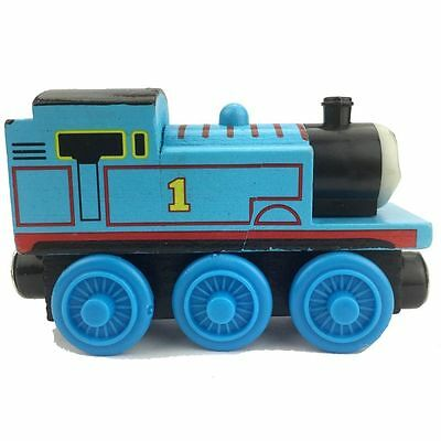 Thomas & Friends Wooden Magnetic Tank Engine Railway baby trains   %%