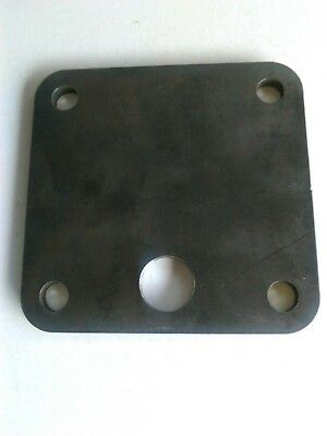 wolseley wd1/2 stationary engine water jacket cover