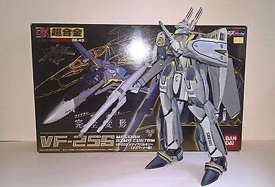 Bandai DX Macross Frontier VF-25S Messiah Ozma Custom GE-43 BROKEN ROTTA