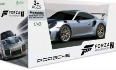 Forza Motorsport 7 Porsche 911 GT2 RS 1/43 scale - Model Car / NEW 4.10.17