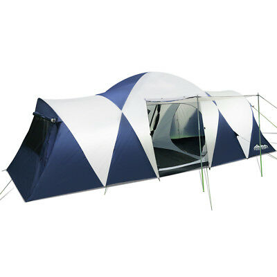 NEW Navy & Grey Weisshorn Dome Camping Tent i.Life AUS General Class