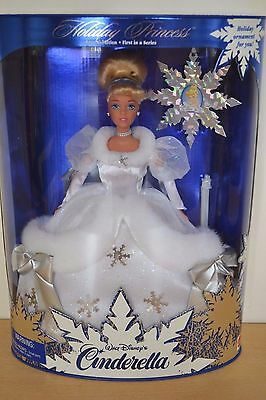 1996 Special Edition Walt Disney's Holiday Princess CINDERELLA