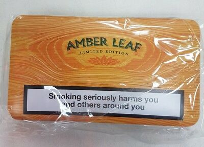 Amber Leaf Tobacco Tin 25g
