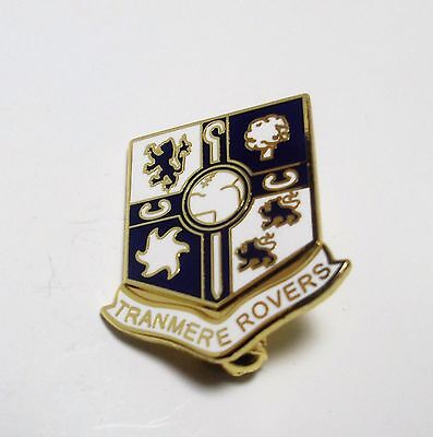 Tranmere Rovers Fc - Enamel Crest  Badge