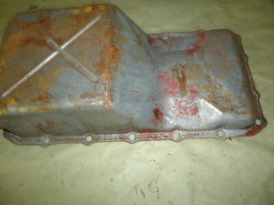 1975 76 Chevy Cosworth Vega Oil Pan