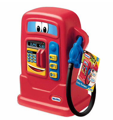 Little Tikes Cozy Pumper Pretend Play Fill Up Gas Pump with Sounds