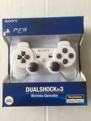 Sony Dualshock 3 Wireless SixAxis Bluetooth Control Pad PS3 Controller