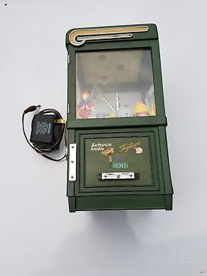 "Vintage 1989 Music Box Enesco Arcade Game ""The Entertainer"" The Grabber"