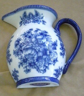 Basic porcelana blue/white wall pocket/pitcher/Home Essentials and Beyond