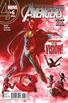 All-New All Different Avengers #6 1st Print