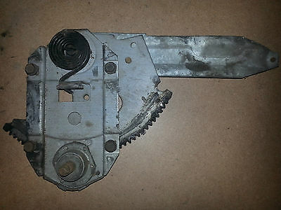 1969 1970 Impala 2dr Rear Passenger Window Regulator