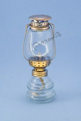 New 100% Retro Vintage Oil Lantern Outdoor Camping Kerosene Light Paraffin Lamp