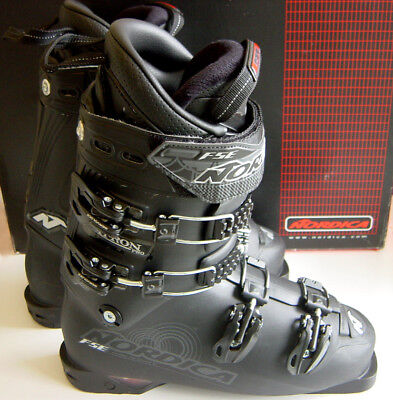 ⭐️ 60%off Rrp ⭐ Nordica Patron Pro Downhill Snow Ski Boots Mens Us 8 Uk 7 Mp 270