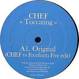 Chef - Toccating - Perspex - 2008 #241668